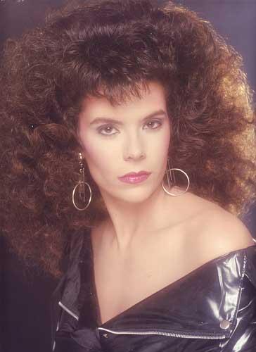 80s+hair+women